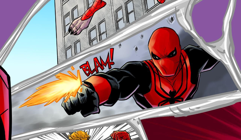 Assassin Spider Man
