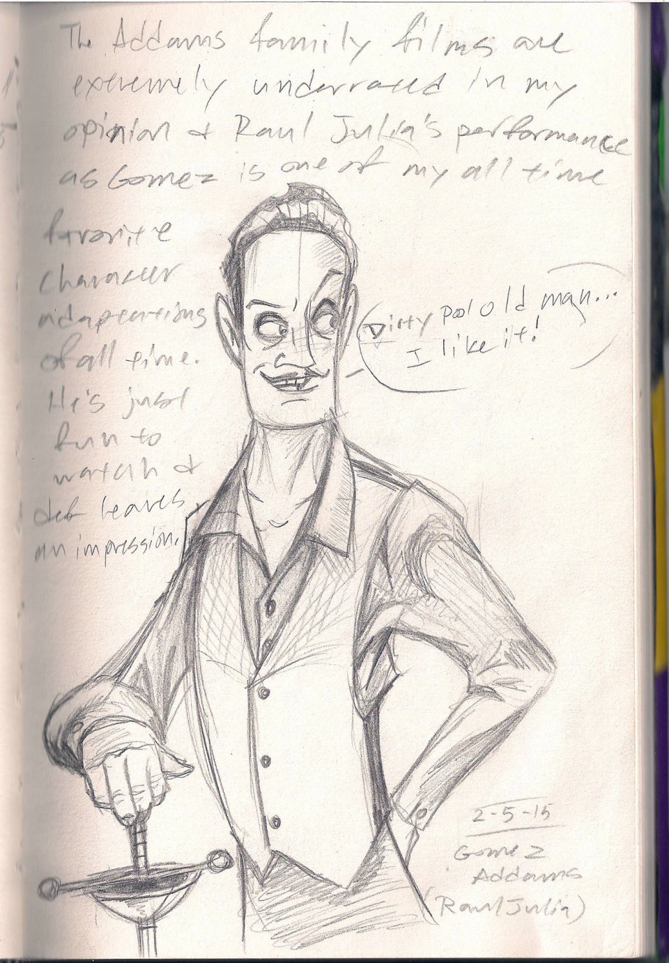 Arnie's Favorite Movie Characters (Feb 2015)- day 28!!!!!!!!!!!! 6955-day-5a-gomez-addamsraul-julia-by-lee-d