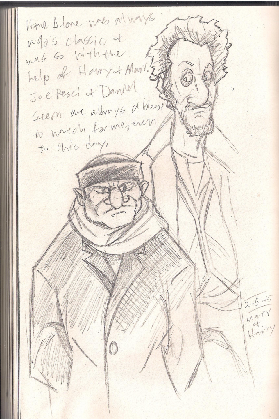 Arnie's Favorite Movie Characters (Feb 2015)- day 28!!!!!!!!!!!! 6956-day-5b-harry-and-marv-by-lee-d