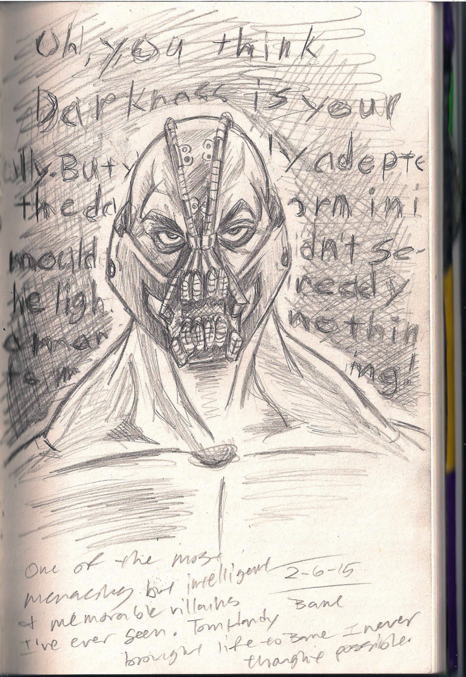 Arnie's Favorite Movie Characters (Feb 2015)- day 28!!!!!!!!!!!! 7103-day-6-bane-tdkr-by-lee-d