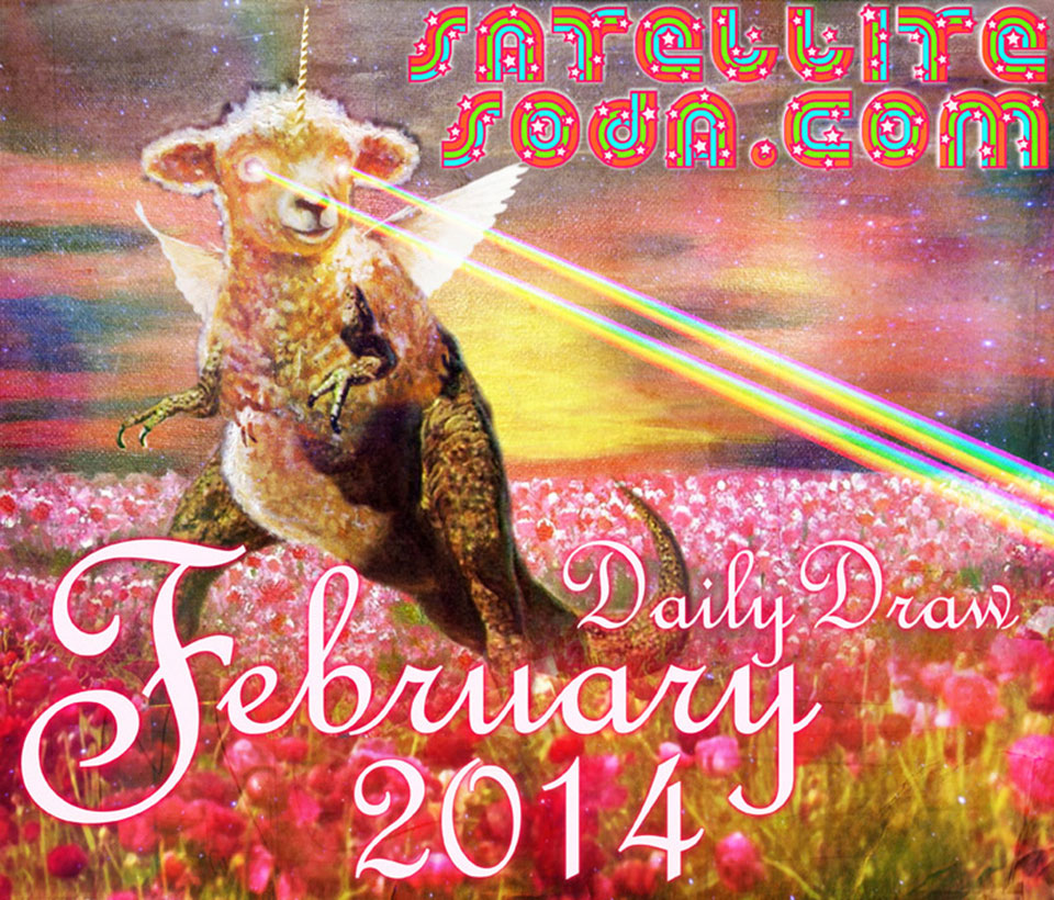 Daily Draw February 2014